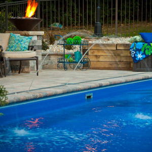 View our image gallery of beautiful inground pools for Pool design jackson ms