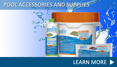 Swimming Pool Accessories And Supplies